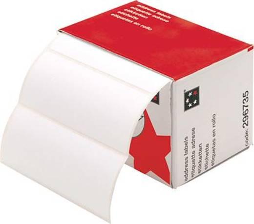 5 Star™ Adressetiketten 89x36 mm Inh.250