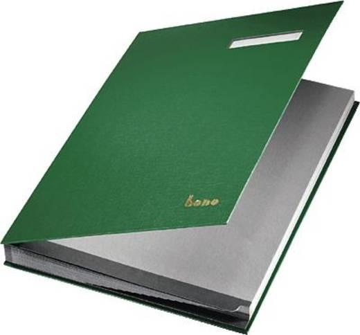 Bene Unterschriftenbücher A4/76400 grün