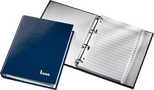 Bene Telefonringbuch/321814 dunkelblau A5