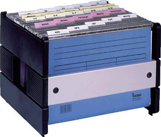 Bene Hängebox Vetro Mobil/117400 270x360x320mm schwarz Alu/Kunststoff