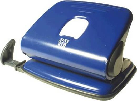 SAX Locher Century Line 318/318-04 blau 15 Blatt
