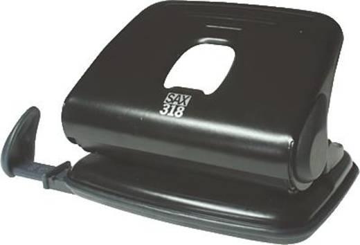 SAX Locher Century Line 318/318-09 schwarz 15 Blatt