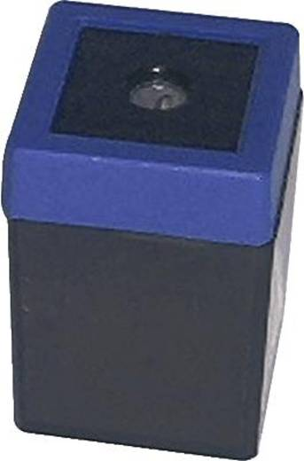 5 Star™ Metall-Dosenspitzer schwarz/blau Einfachspitzer