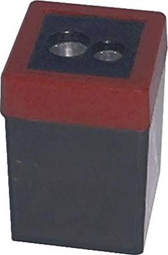 5 Star™ Dosen-Doppelspitzer schwarz/rot