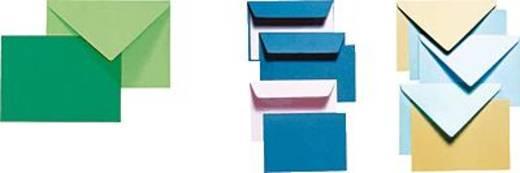 Clairefontaine PPP Umschläge C5/5462C 162 x 229 blau 120g Inh.20
