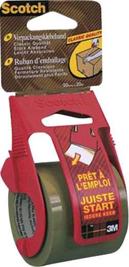 Packband 3M Scotch® Braun (L x B) 20 m x 50 mm Inhalt: 1 Rolle(n)