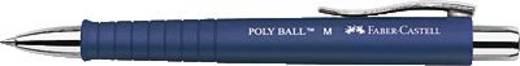 Faber-Castell Kugelschreiber POLY BALL/241151 blau