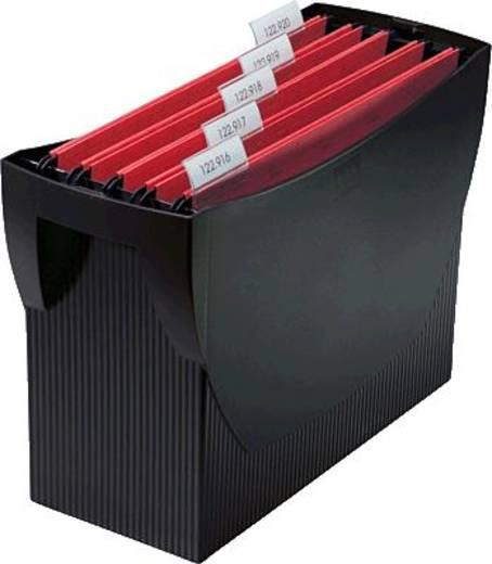 HAN Hängebox Swing/1900-13 390x150x260 schwarz Kunststoff
