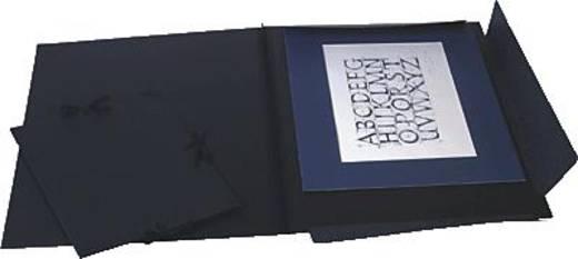 Excaompta Zeichenmappen 50x70cm/38815C Schwarz