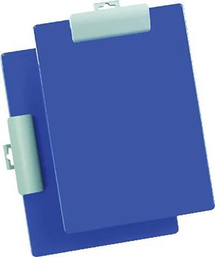Alco Klemmbrett/5512-15 320x235 mm blau