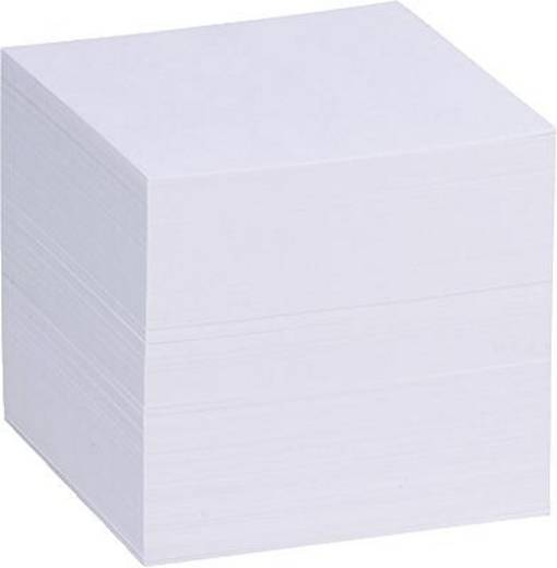 Folia Ersatzpapier für Zettelbox weiß/9910-E 90x90x90 mm