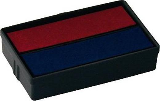 Ersatzkissen E/10/2 rot/blau/3101062302 rot/blau Inh.2 rot/blau