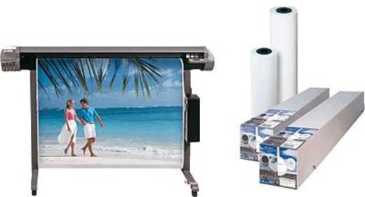 Heipa InkJet Papier für Graphische Anwendungen F725965, 61 cm x 30 m, weiß, 120 g/m², 1 Rolle