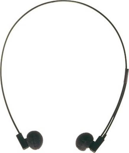 Kopfhörer de Lux 24602 für Dictaphone