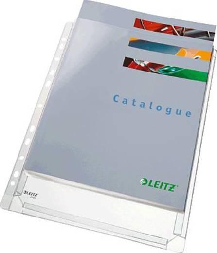 Leitz Maxi Prospekthülle Standard/4756-30-03 A4 Glasklar Inh.5