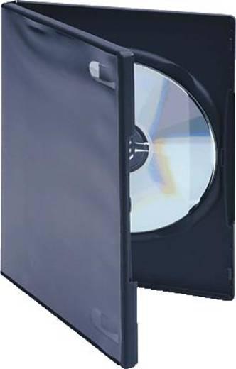 Compucessory DVD Leerhüllen/507281 schwarz Inh.5