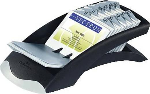 Durable Visitenkartenbox VISIFIX® desk/2413-01 245x131x67mm schwarz