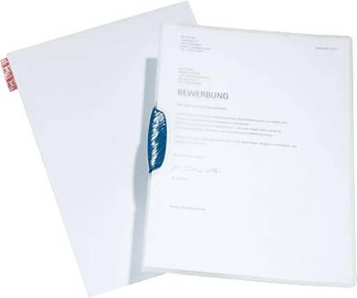 Durable Bewerbungs-Klemmmappen Swingclip/2286-07 dunkelblau