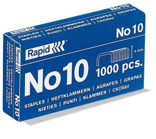 Rapid Heftklammer No. 10/20710702 Nr.10 Inh.5000
