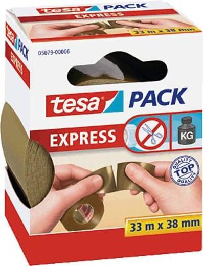 Packband tesapack® Express (L x B) 50 m x 38 mm tesa 05079-00006-00 1 Rolle(n)