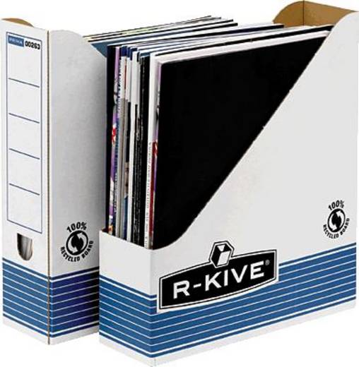 Fellowes Stehsammler R-Kive Prima/0026301 BxHxT 80x312x259 mm blau/weiß