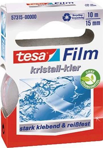 tesafilm TESA tesafilm® Transparent (L x B) 10 m x 15 mm Inhalt: 1 Rolle(n)