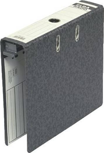 Elba Hängeordner vertic 1/81417 75 mm schwarz Hartpappe (RC)