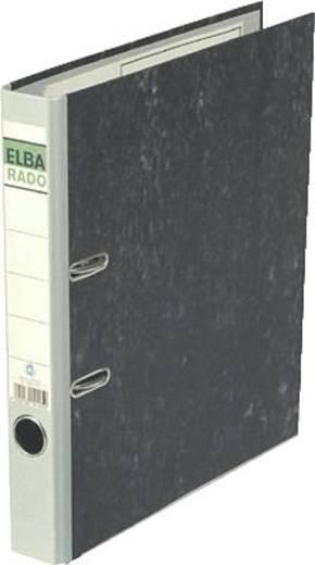 Elba Ordner rado/10404FGR für DIN A4 grau