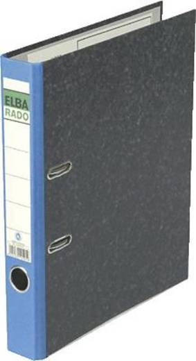 Elba Ordner rado/10404FBL für DIN A4 blau