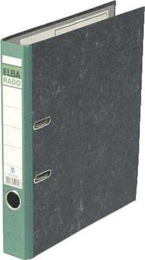 Elba Ordner rado/10404FGN für DIN A4 grün