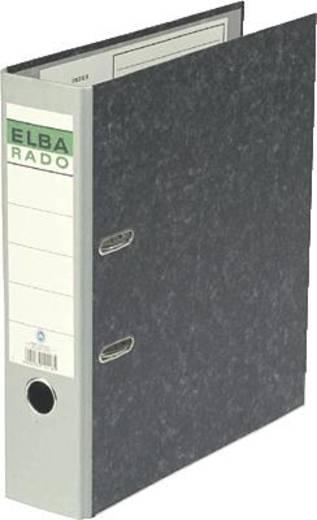 Elba Ordner rado/10407FGR für DIN A4 grau