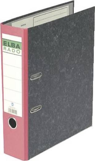Elba Ordner rado/10407FRO für DIN A4 rot