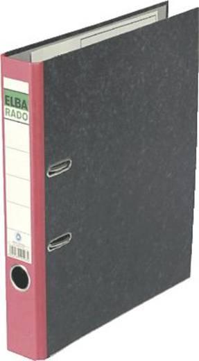 Elba Ordner rado/10404FRO für DIN A4 rot