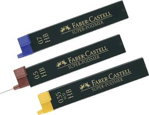 Faber-Castell Super Polymer Feinminen/120502 2B Inh.12