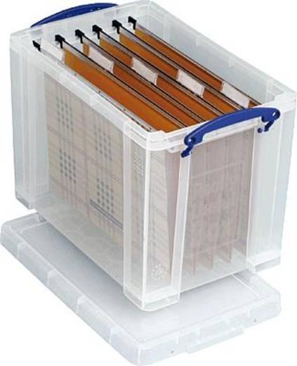 Really Useful Box Aufbewahrungsbox 19C Transparent 19 l (B x H x T) 395 x 290 x 255 mm