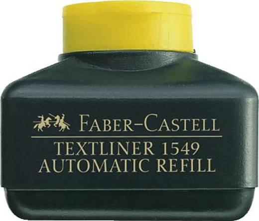 Refillstation für Faber-Castell Textliner/154907 gelb, 30 ml