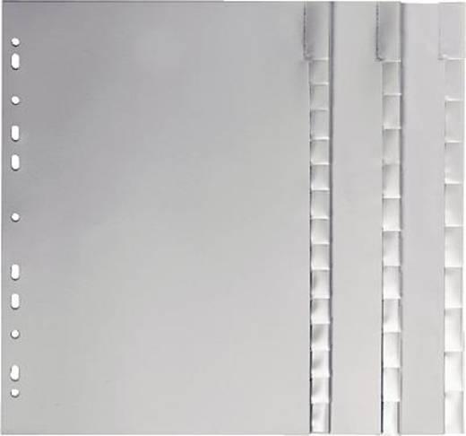 5 Star Register Blanko A4 grau 15-teilig 120 my