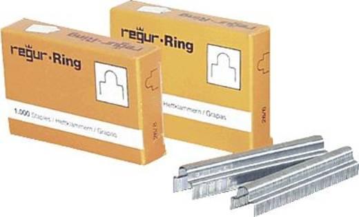 Ringösenheftklammern für Regur Ring King/RR6MM Inh.1000