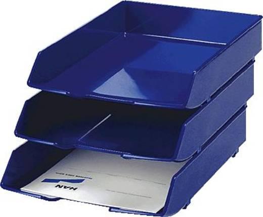 HAN Briefkorb WAVE/1028-14 255 x 350 x 66 mm blau Kunststoff DIN C4