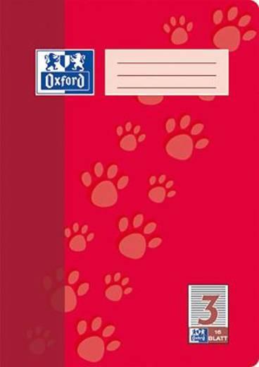 Oxford JUNIOR Heft A4 Lin. 3/385401603 3. Schuljahr 90 g/qm Inh.16 Blatt