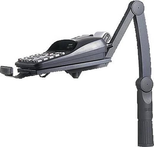 Telefon-Schwenkarm Hansa TSA5020004 Neigbar, Schwenkbar Schwarz 1 St.