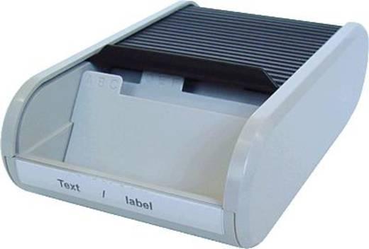 helit Visitenkartenbox/H6218098 schwarz/grau