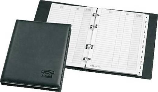 Veloflex Telefonringbuch Exquisit/5158780 schwarz