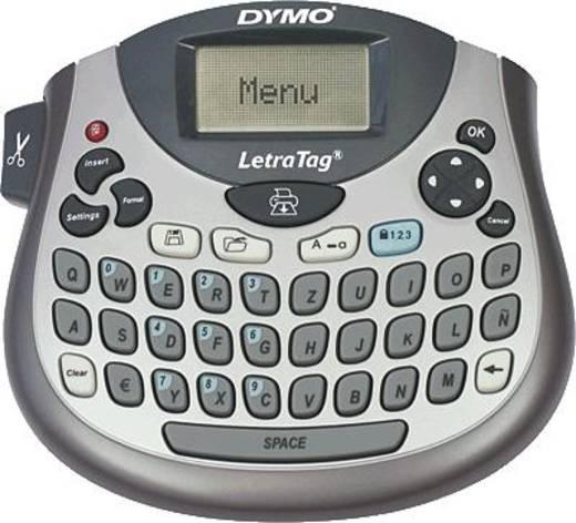 DYMO LetraTAG LT-100T Beschriftungsgerät Geeignet für Schriftband: LT 12 mm
