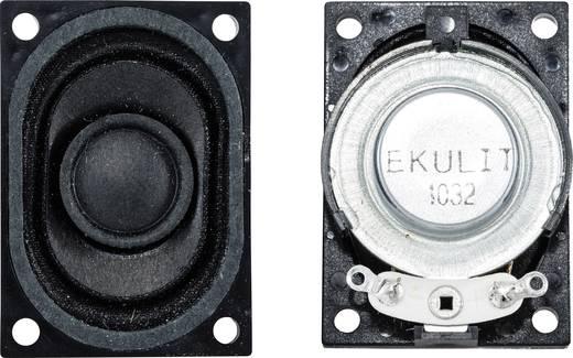 Miniaturlautsprecher LSM-SK Serie Geräusch-Entwicklung: 83 dB 8 Ω Nennbelastbarkeit: 2000 mW 350 Hz Inhalt: 1 St.