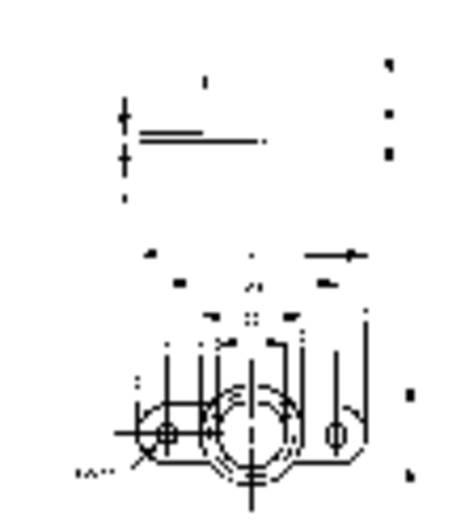 Elektret-Mikrofonhalterung Frequenzbereich: - Inhalt: 1 St.