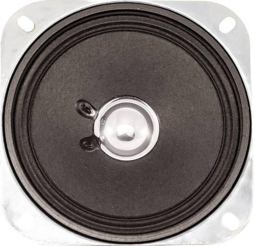 Miniaturlautsprecher LSM-SQ Serie Geräusch-Entwicklung: 89 dB 8 Ω Nennbelastbarkeit: 3000 mW 180 Hz Inhalt: 1 St.