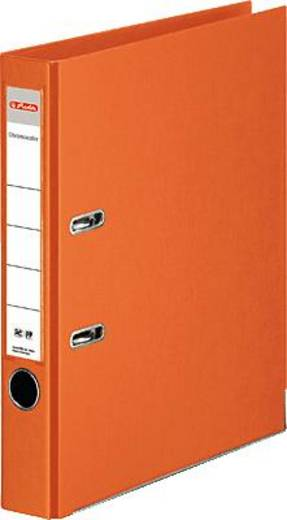 Herlitz Ordner Chromocolor orange/10834869