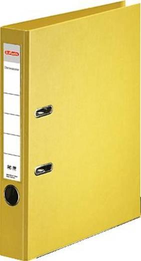 Herlitz Ordner Chromocolor, gelb/10834778