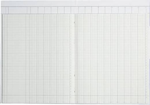 K + E Spaltenbuch mit Kopfleiste/8611661-7116K40KL A4 16 Spalten Inh.40 Blatt